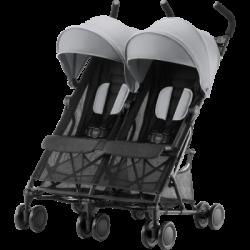 BRITAX HOLIDAY DOUBLE Wózek Spacerowy dla blizniaków