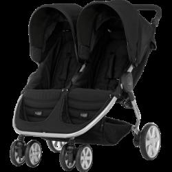 Britax B-AGILE DOUBLE wózek dla Bliźniaków