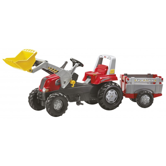 Rolly Toys traktor + łyżka 3-7 lat