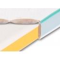 Vitmat Baby Fresh Materac piankowo-lateksowy 120*60cm