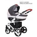 Wózek 2W1 FLORINO CARBON COLETTO