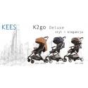 Wózek Kees K2go Deluxe KURIER GRATIS