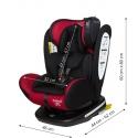 BabySafe Golden 360 Obrotowy Fotelik