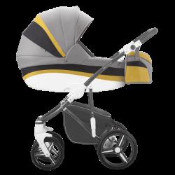 Wózek 2 W 1 Bebetto Murano+Kurier Gratis 2017