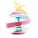 Tiny Love (3m+) Spiralka Sensoryczna Inspiral - Klepsydra Różowa