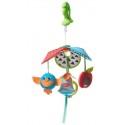 Tiny Love (0m+) Kompaktowa Karuzela Podróżna Pack&Go - Zabawa na Łące