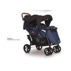 Easy Go Fusion Wózek dla bliźniaków