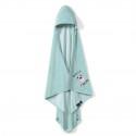 """La Millou Bambusowy Ręcznik Newborn """"S"""" Doggy Unicorn Mint"""