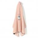"La Millou Bambusowy Ręcznik Kid ""M"" Doggy Unicorn Powder Pink"