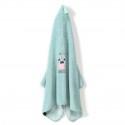 "La Millou Bambusowy Ręcznik Kid ""M"" Doggy Unicorn Mint"