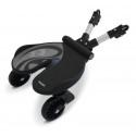 Bumprider Dostawka do Wózka dla Starszego Dziecka Czarno Szara