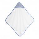 """ColorStories Ręcznik z Kapturkiem """"M"""" 90x90 Navy Blue"""