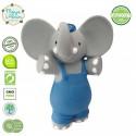 Meiya & Alvin Organiczny Gryzak Dźwiękowy Alvin Elephant