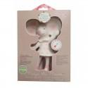 Meiya & Alvin Organiczny Gryzak Dźwiękowy Meiya Mouse