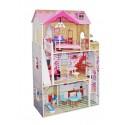 Wooden Toys Drewniany Domek dla Lalek Lila