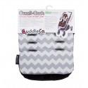 CuddleCo Wkładka do Wózka Comfi-Cush Zig Zag