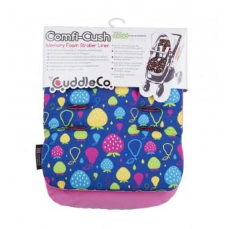 CuddleCo Wkładka do Wózka Comfi-Cush Tutti Frutti