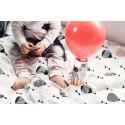 Kalamati Pościel z Wypełnieniem M 90x125 Retro Balloons