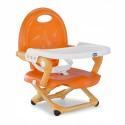 Chicco Przenośne Krzesełko do Karmienia Pocket Snack Mandarino