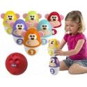 Chicco Fit & Fun Kolorowe Kręgle