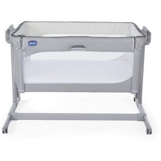 Chicco Next2me Magic łóżeczko Dostawne Cool Grey