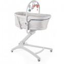Chicco Baby Hug Łóżeczko Krzesełko 4w1 Glacial