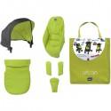 Chicco Color Pack Zestaw Akcesoriów do Wózka Urban Wimbledon