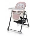 Baby Design Penne Krzesełko do Karmienia 08 Pink