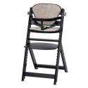 Safety 1st Timba Krzesełko do Karmienia + Wkładka Deep Black