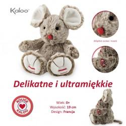 Kaloo Myszka 19 cm Piaskowy Beż