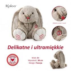 Kaloo Króliczek 38 cm Piaskowy Beż
