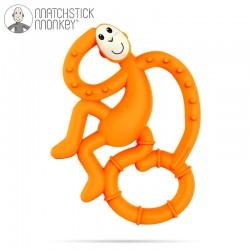 Matchstick Monkey Mini Gryzak Masujący Orange