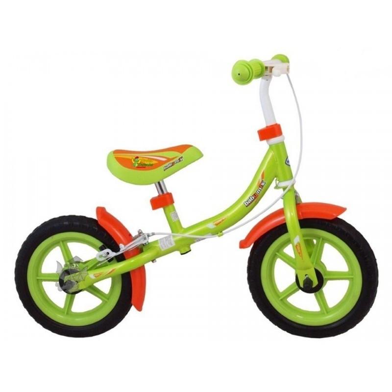 Baby Mix Rowerek Biegowy Zielony