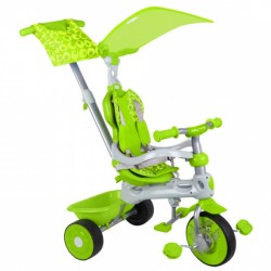 Baby Trike New Rowerek 4w1 Zielony