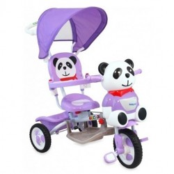 Baby Mix Rowerek 3w1 Panda...