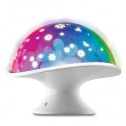 Dumel Discovery Kolorowy Projektor w Moim Domu