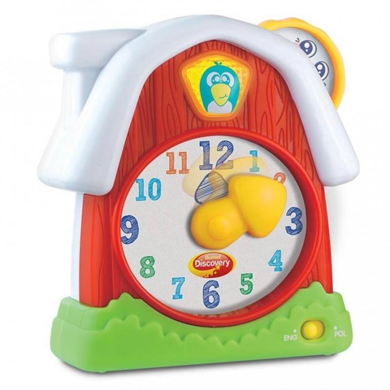 Dumel Discovery Mój Pierwszy Zegar