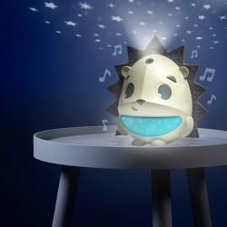 Tiny Love Projektor Pozytywka Lampka z Sensorem Płaczu Jeż