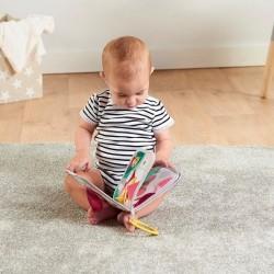 Tiny Love Książeczka Edukacyjna dla Dziecka Świat Małej Księżniczki