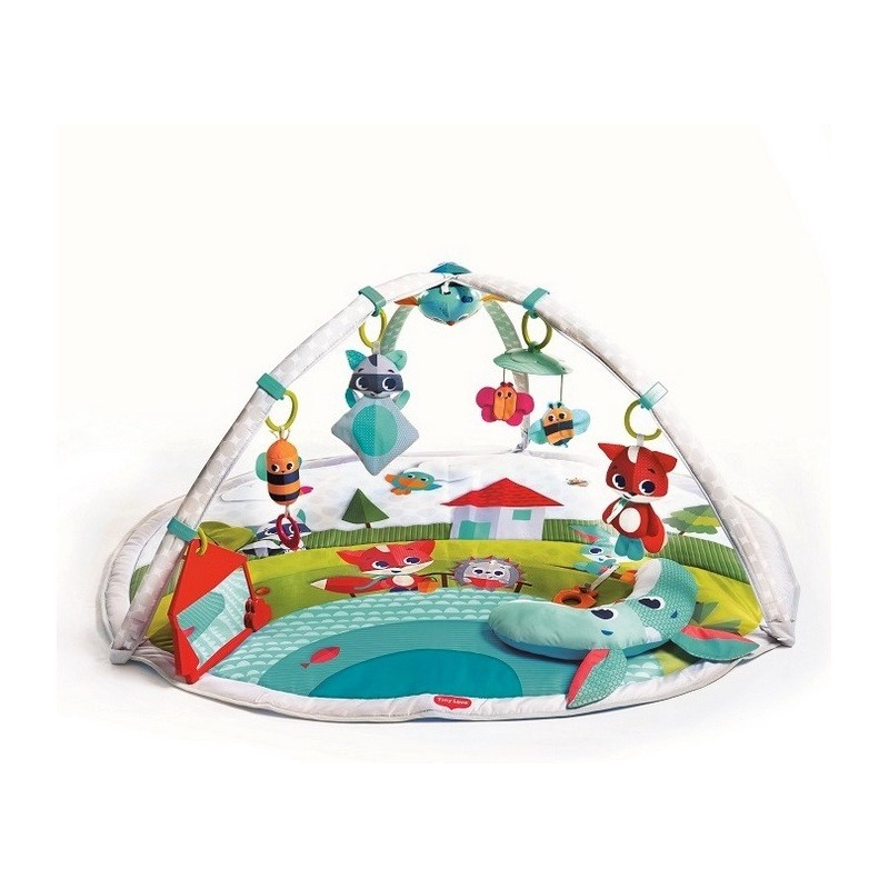 Tiny Love Gimnastyka dla Bobasa z Pałąkami Zabawa na Łące
