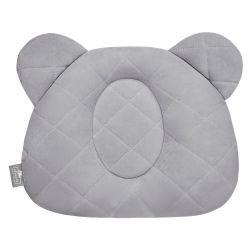 Sleepee Poduszka z Wgłębieniem na Główkę Royal Baby Grey