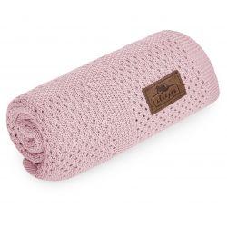 Sleepee Bambusowy Kocyk Ultra Soft Baby Pink