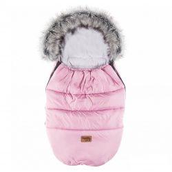 Eevi Śpiworek Frost Pink
