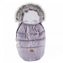 Eevi (Ewa Klucze) Śpiworek Frost Grey