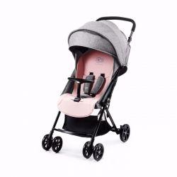 Kinderkraft Lite Up Wózek Spacerowy Pink