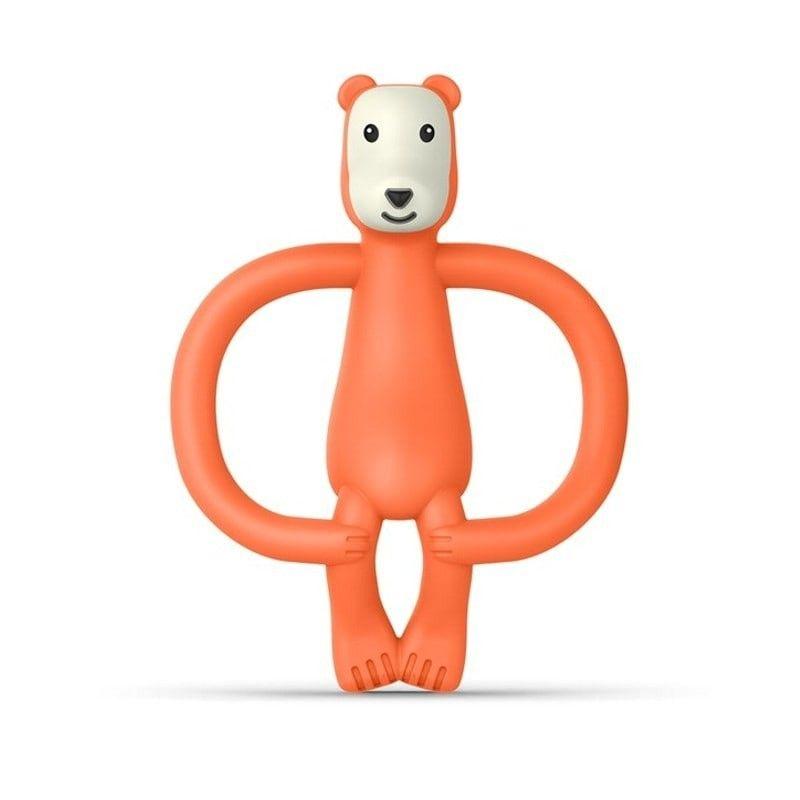 Matchstick Monkey Gryzak Masujący ze Szczoteczką Animals Bear