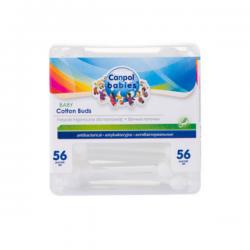 Canpol Babies Patyczki Higieniczne dla Niemowląt (56 sztuk)