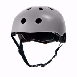 Kinderkraft Kask Rowerowy Safety Grey