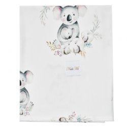 NatiMi Otulacz Bambusowy 100x100 Koala