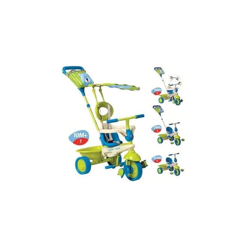 Smart Trike Safari 4w1 Rowerek